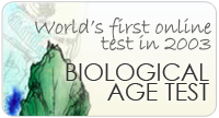 Do the Biological Age Test