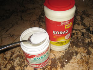 Borax purchased in Australia